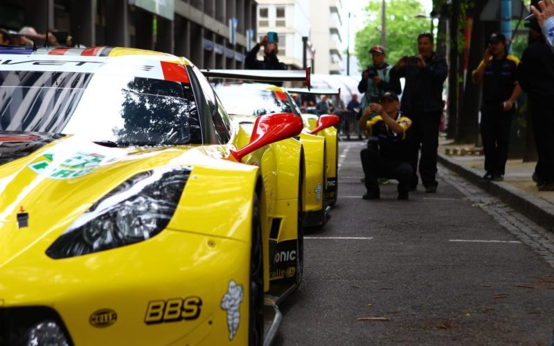 Corvette Racing in Le Mans 2019