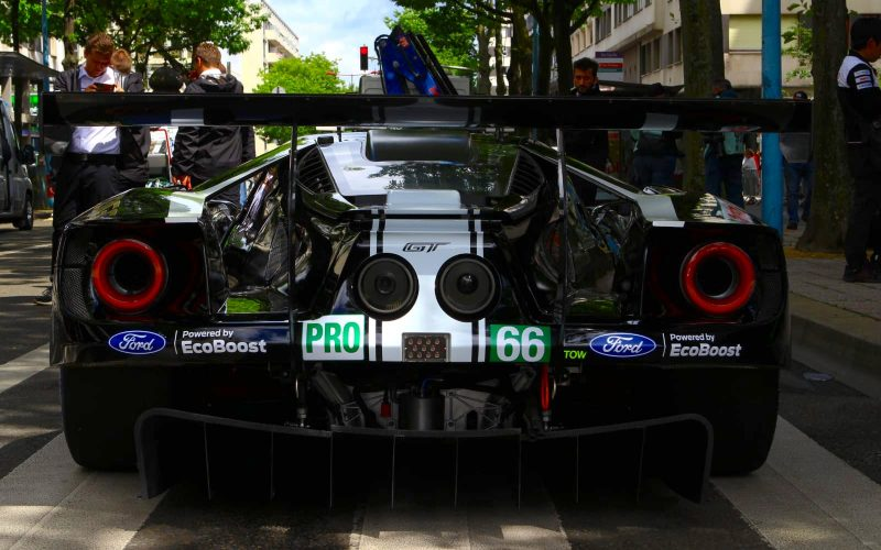 Ford in Le Mans 2019
