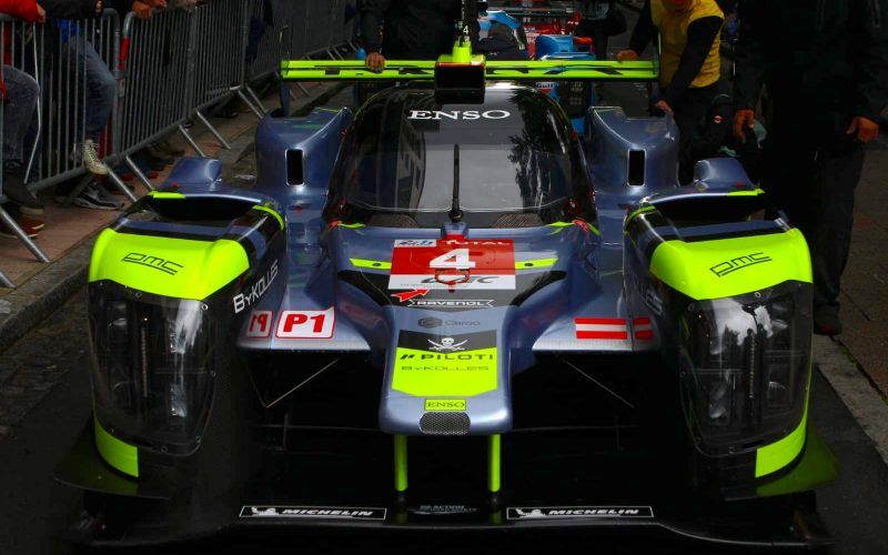 ByKolles Racing in Le Mans 2019