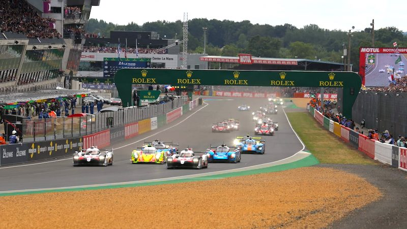 Le Mans 24 Hours 2019: Race start
