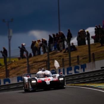 Toyota lock out front row in Q2, Porsche quickest in GTE