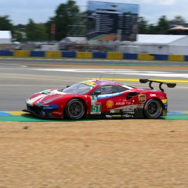 Ferrar wins at Le Mans 2019