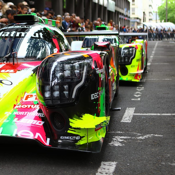 Rebellion in Le Mans 2019