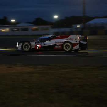 Advantage Toyota and Ford after eventful Q1 at Le Mans