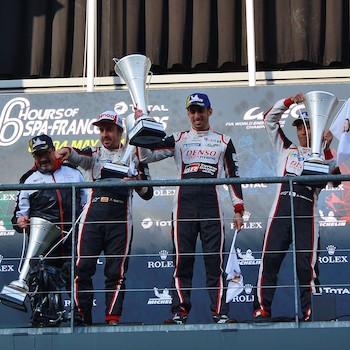 Championship honours up for grabs at WEC Super Finale