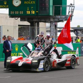 Le Mans 2019: Toyota #8 takes victory