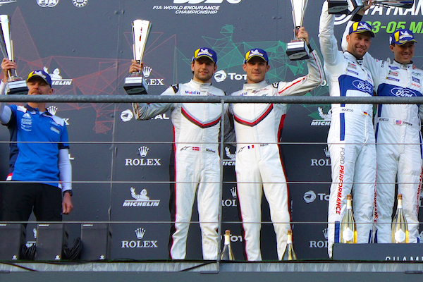 The GTE-Pro Champions