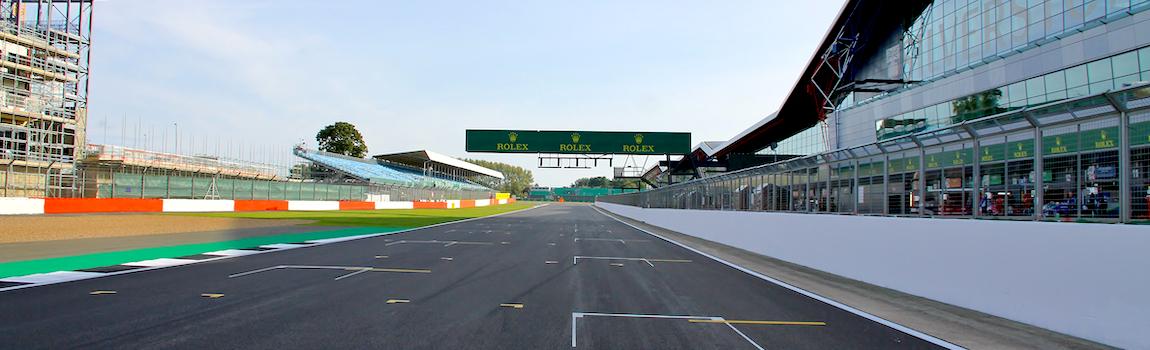 Der Silverstone Circuit