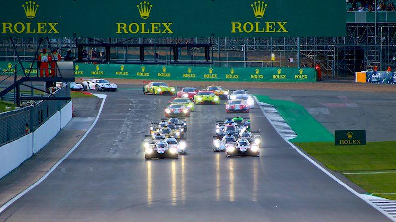 WEC Silverstone: Race start