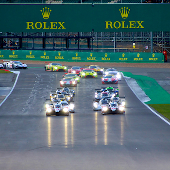 Silverstone victories for Toyota and Porsche