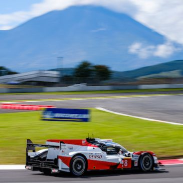 Toyota win at Fuji, Aston Martin take GTE Pro spoils