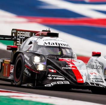 Rebellion with dominant win at COTA, drama in LMP2