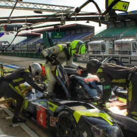 ByKolles Racing at Le Mans