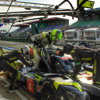 From coronavirus to hypercar: Catching up with ByKolles Racing