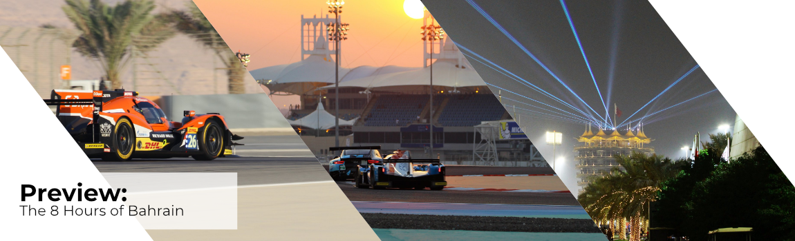 Preview for the 8 Hours of Bahrain