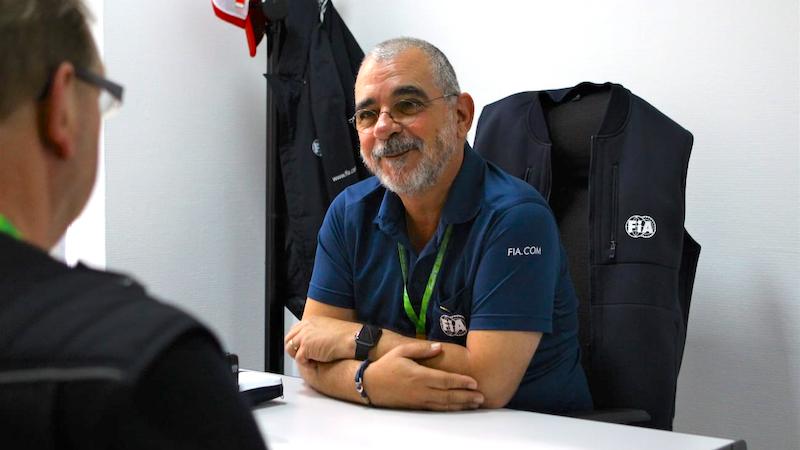 Eduardo Freitas: WEC Race Director