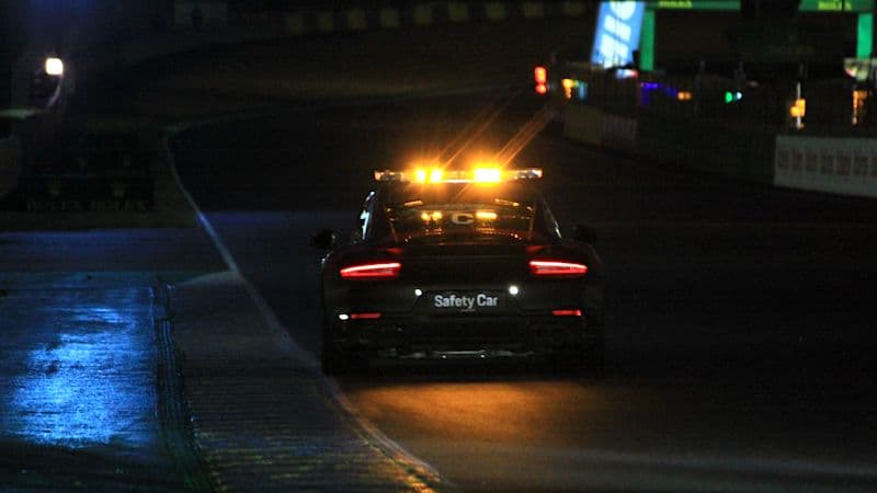 Safety car at the 2021 24 Hours of Le Mans