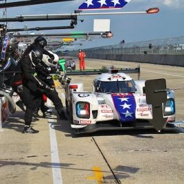 A WEC race in the United States