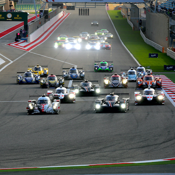 Comfortable one-two victory for Toyota at 8 Hours of Bahrain