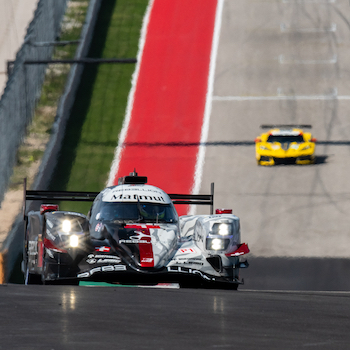 Rebellion take pole in COTA qualifying