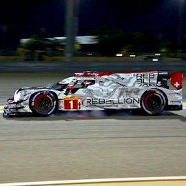 Rebellion and Porsche on pole in Bahrain