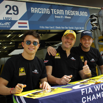 Catching up with Racing Team Nederland